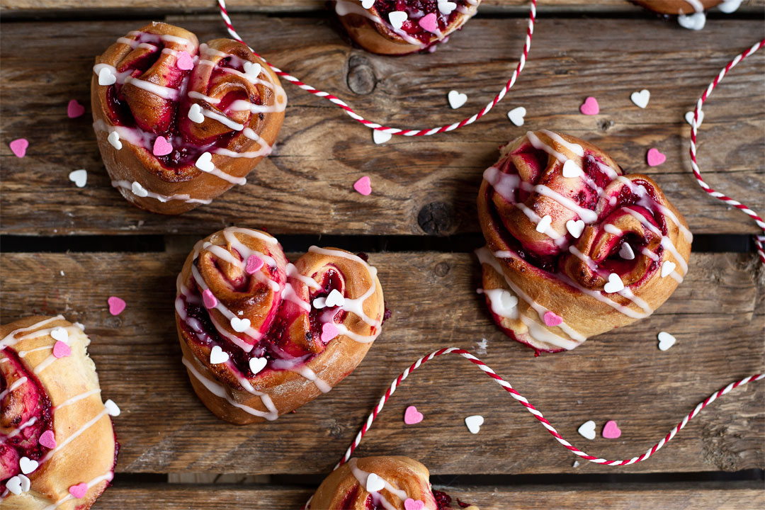 valentinstag backen