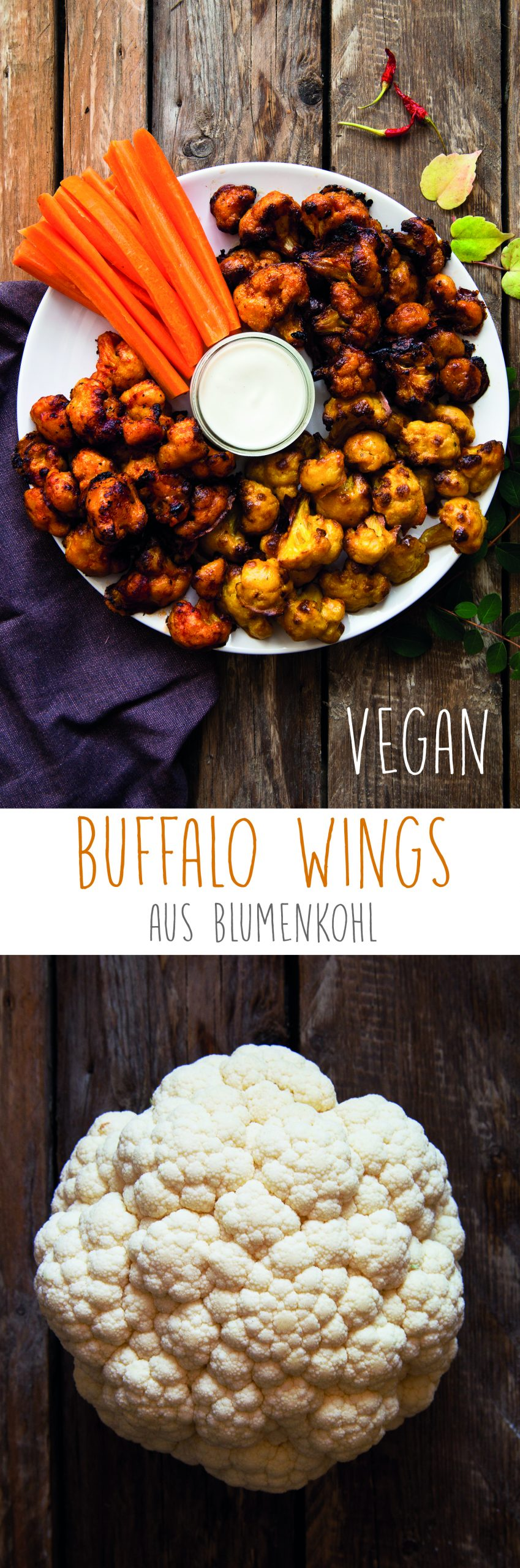 Buffalowings vegan
