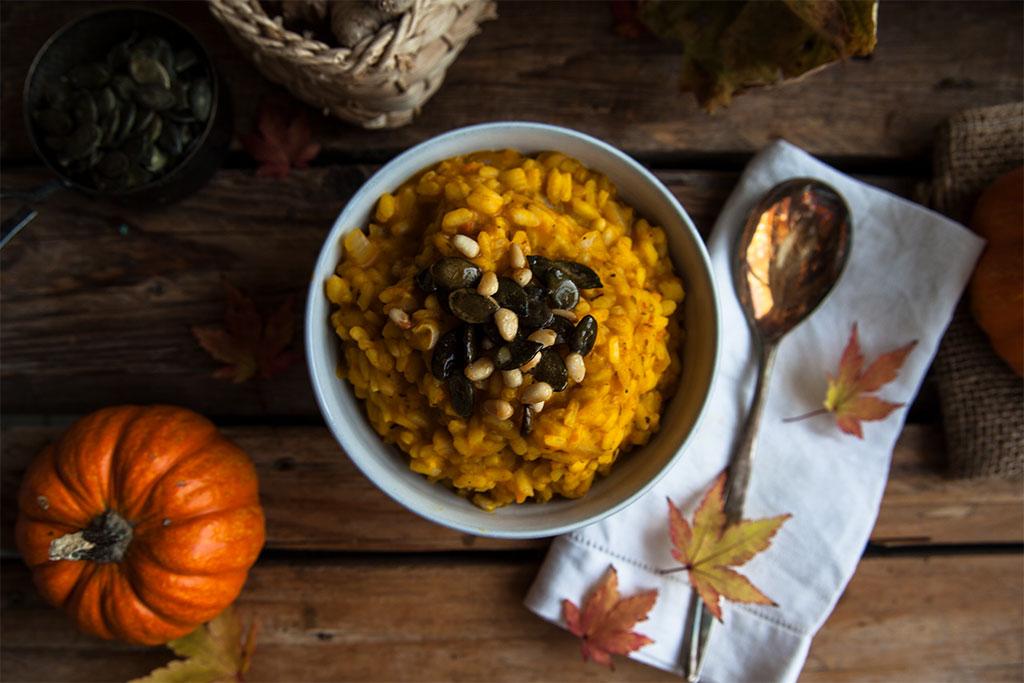 Herbst rezepte vegan