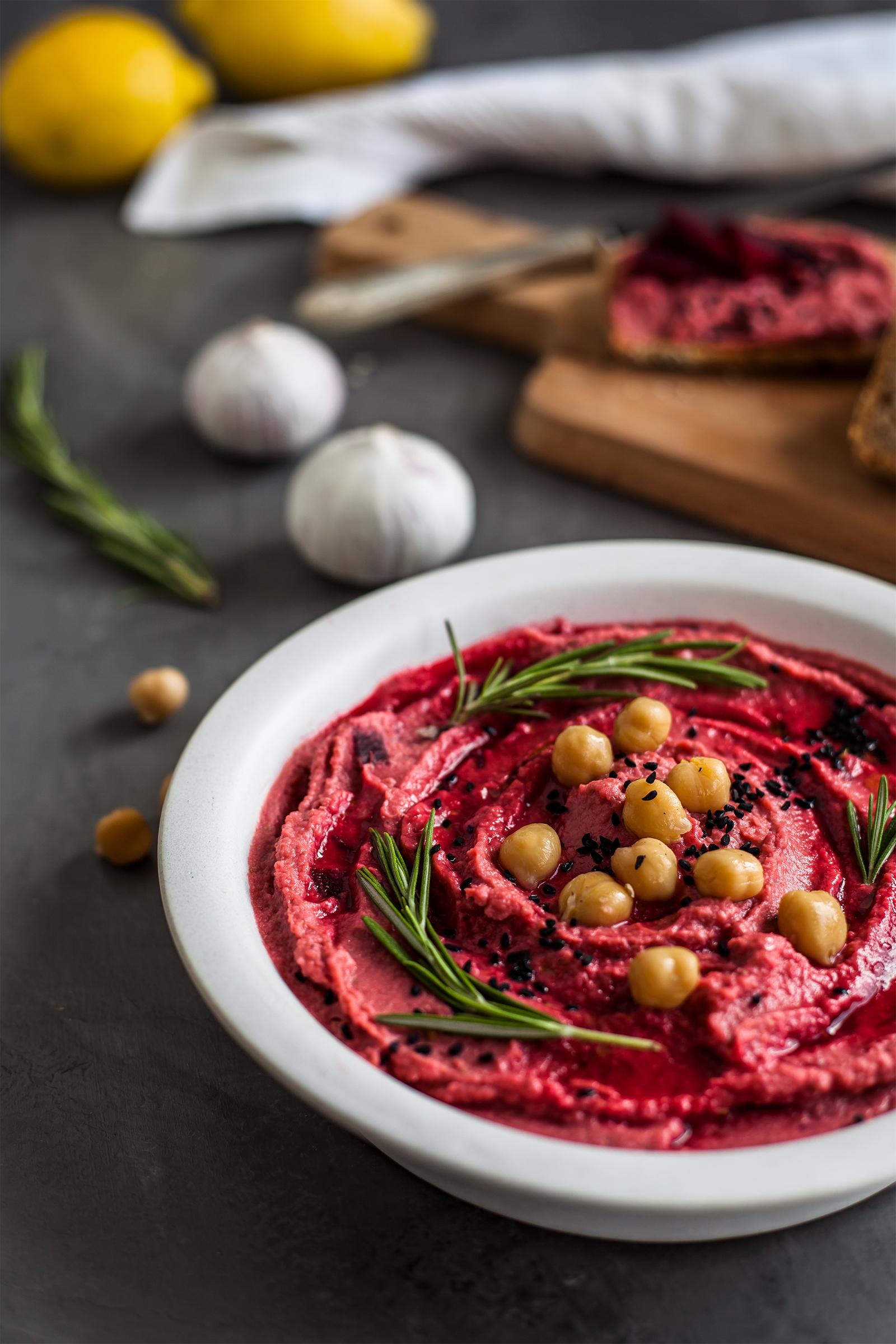 Hummus fettreduziert Rezept