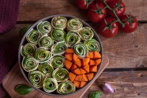 veganes Fingerfood Häppchen Partyfood
