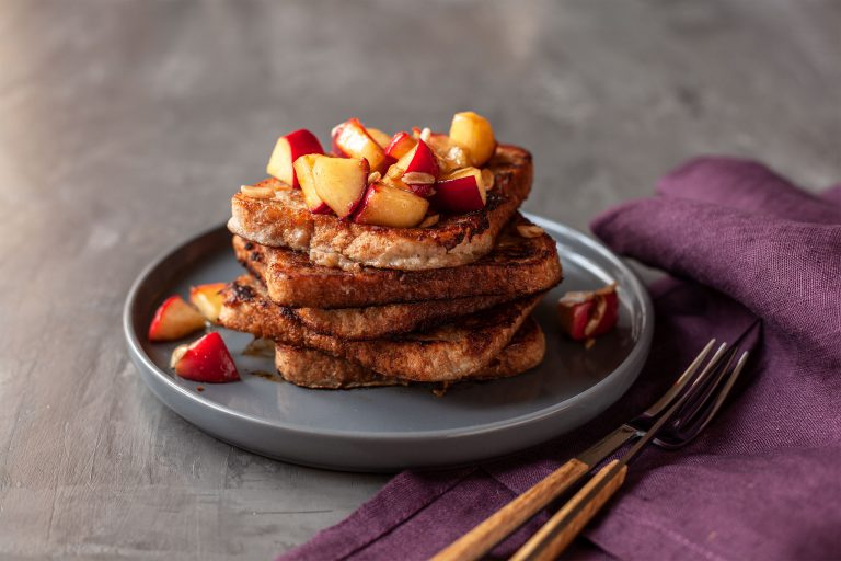 French toast Vegan Rezept