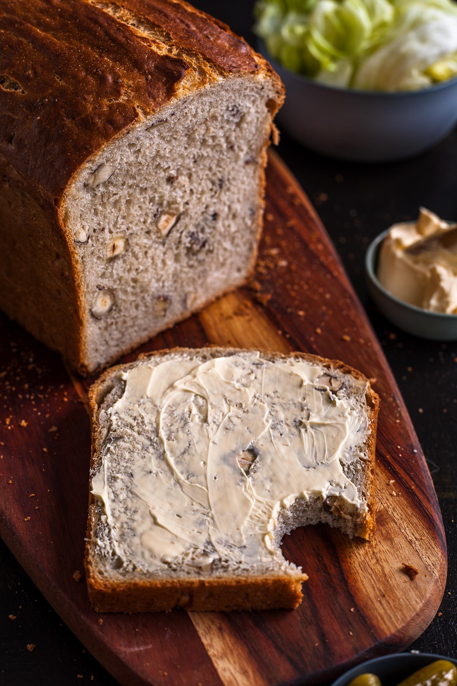 Brot selber backen Vegan Mom