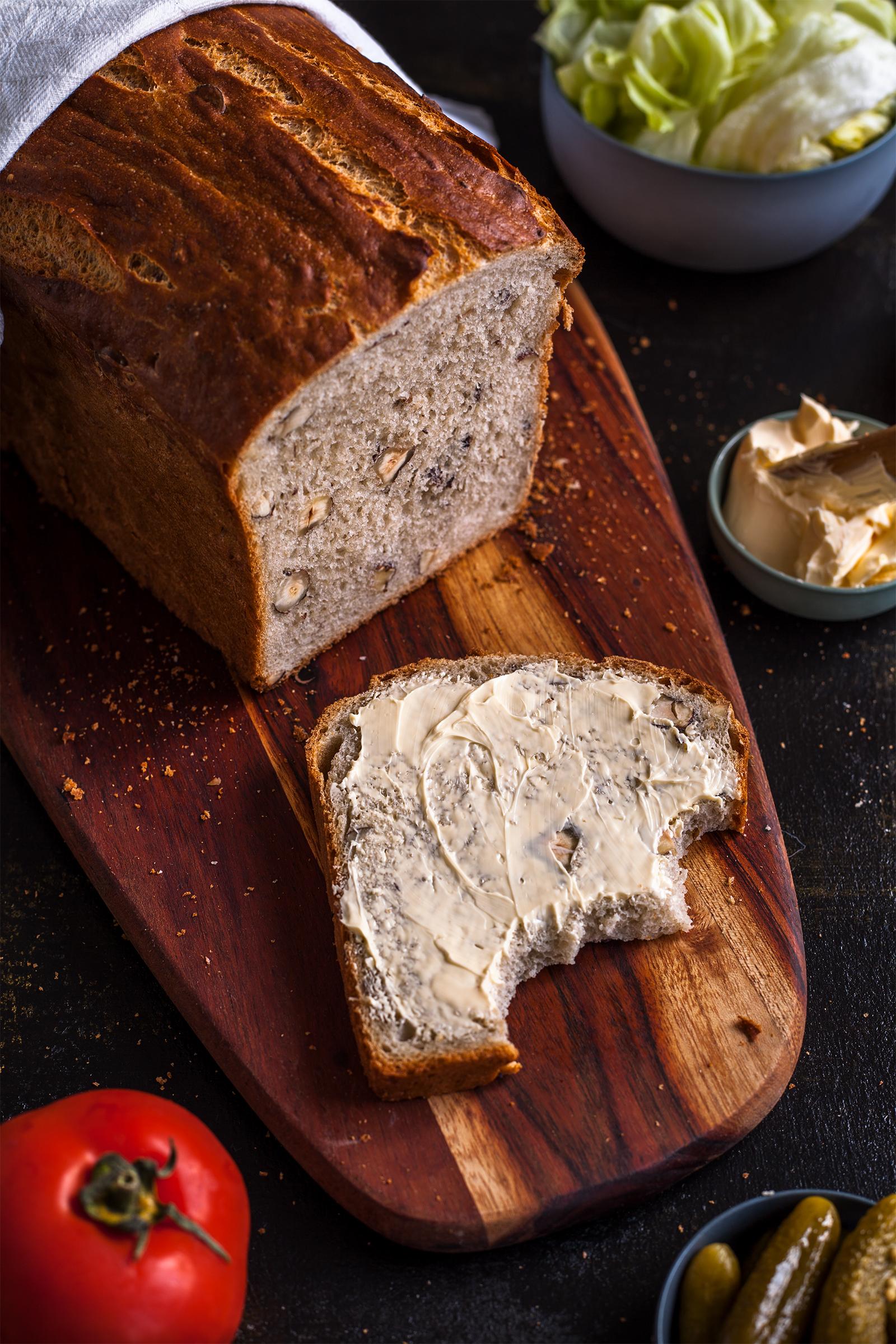 Dinkel Roggen Brot Rezept