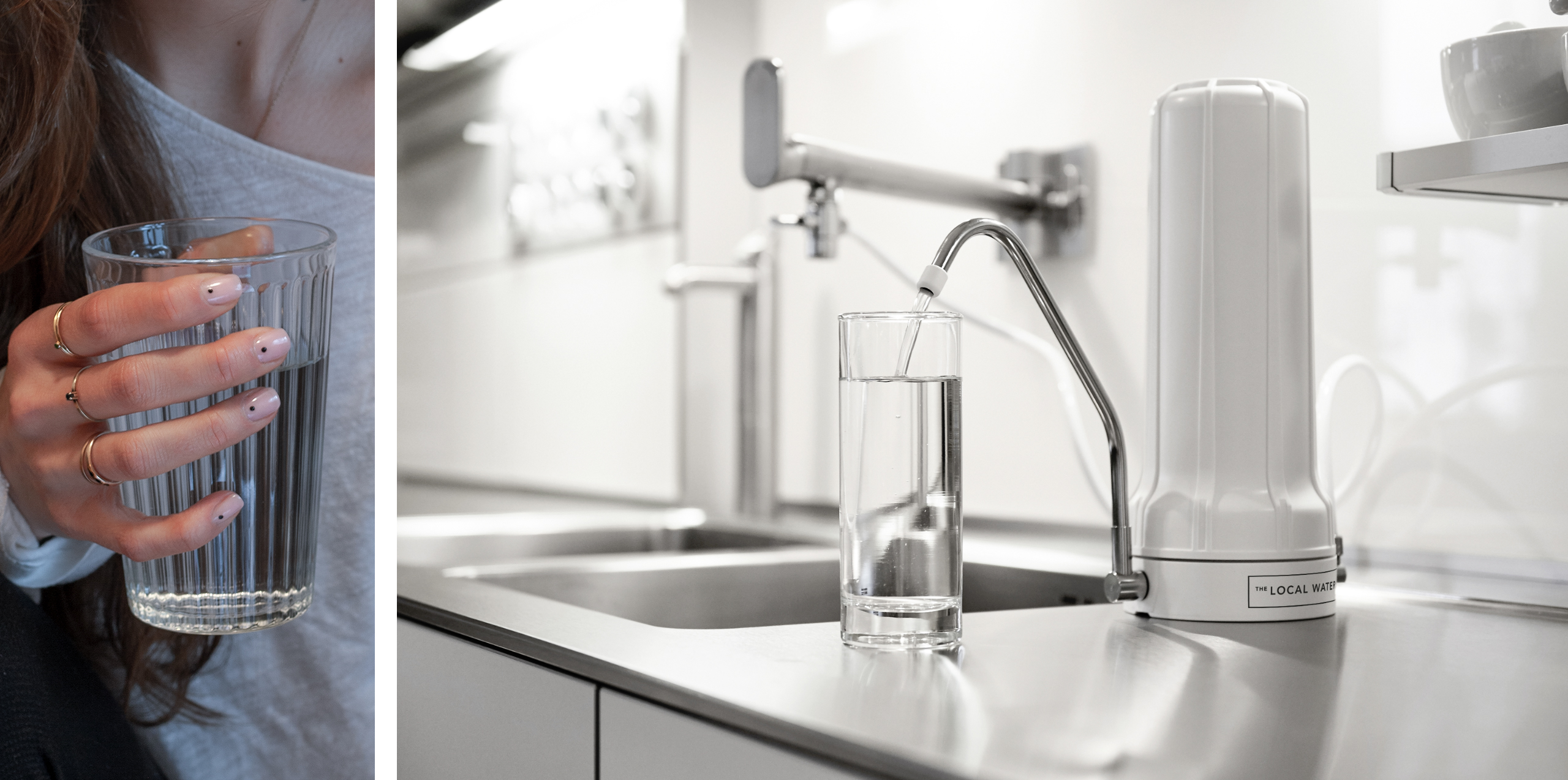 Wasserfilter test