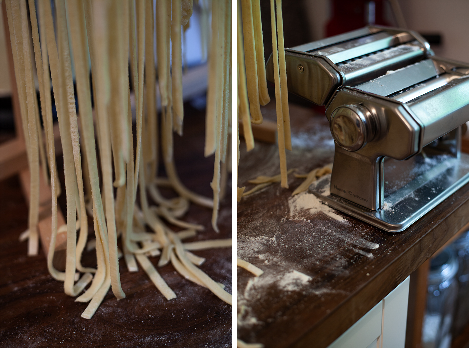 Pasta selber machen rezept