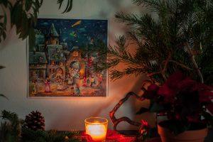 Adventskalender waldorf