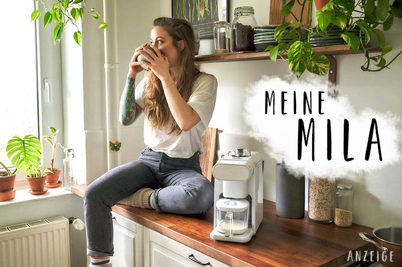 Meine Mila Pflanzenmilch selbermachen