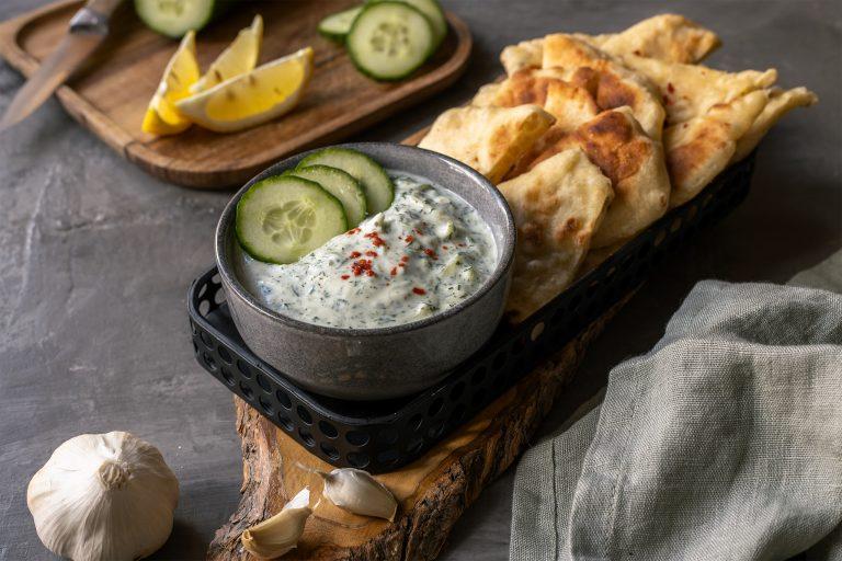 Vegan Grillen Tzatziki Rezept