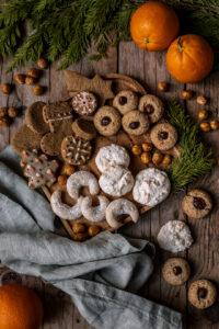 Weihnachts Plätzchen vegan Rezept