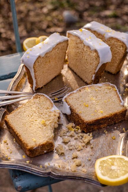 Kastenkuchen vegan rezept