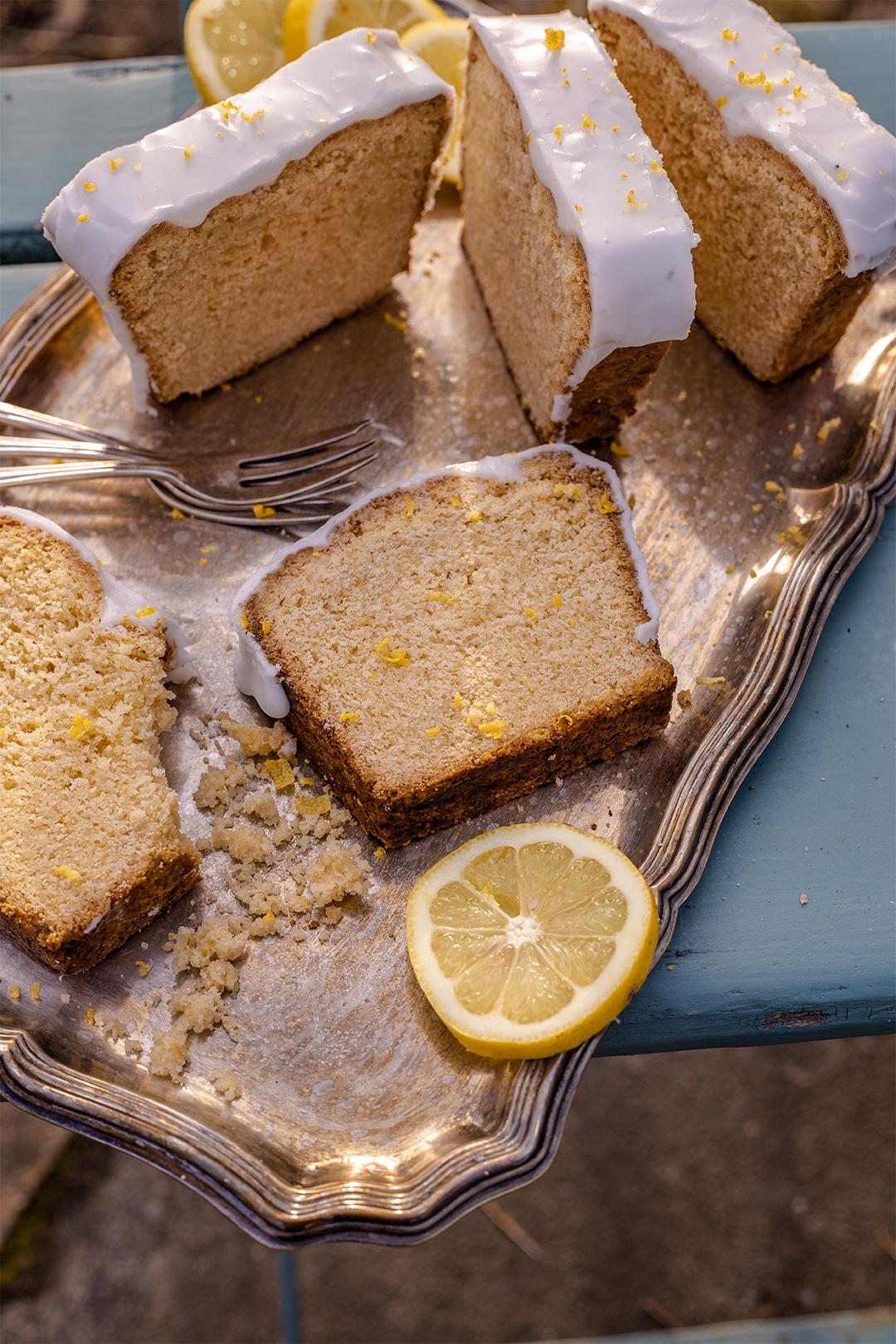 veganer Zitronenkuchen rezept