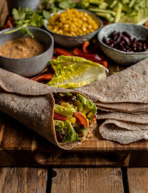 Tortillas selbermachen rezept