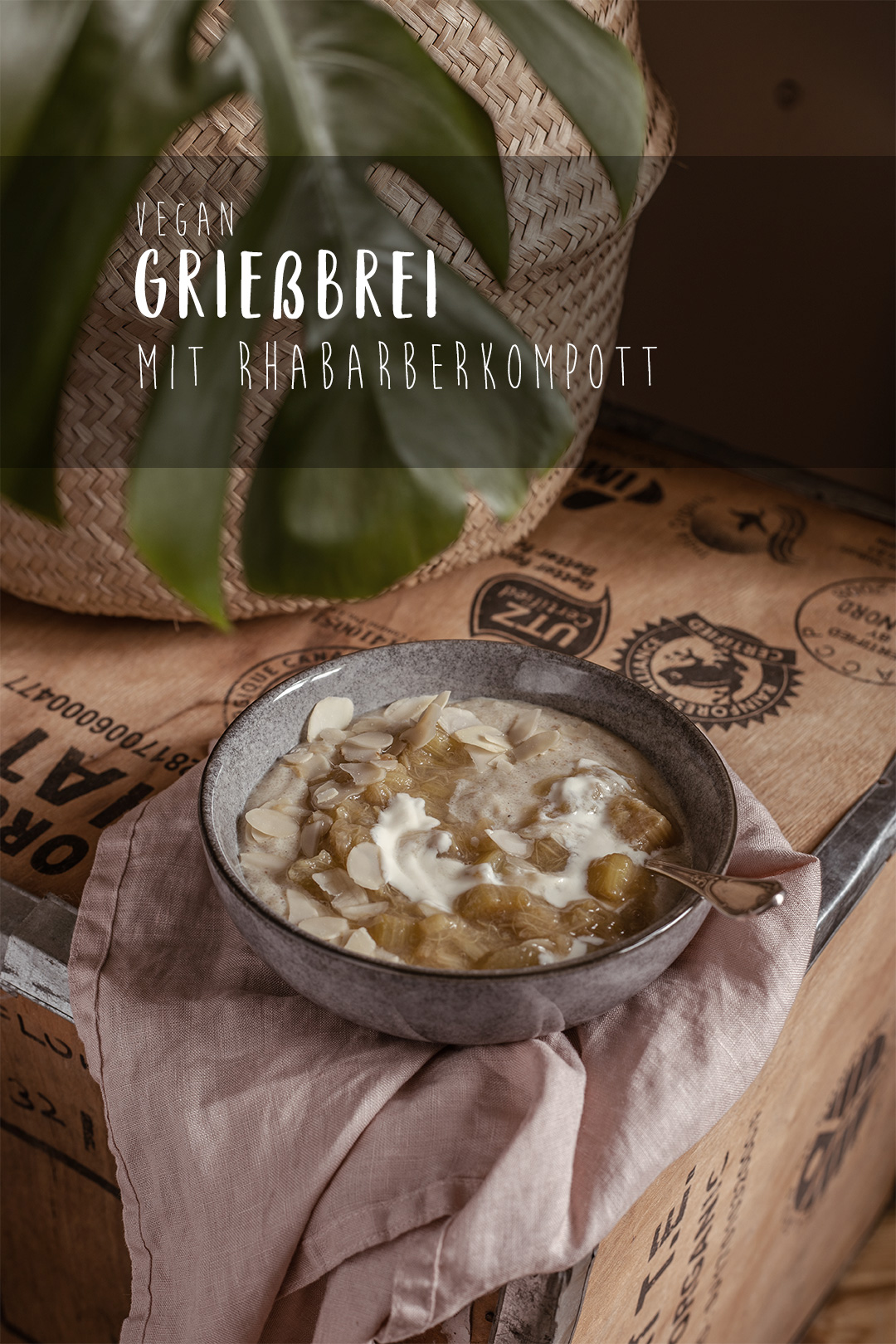 vegan Grießbrei rezept anna