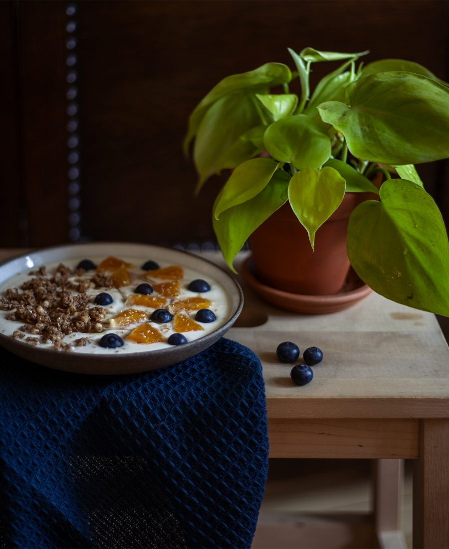 Veganer Joghurt Rezept